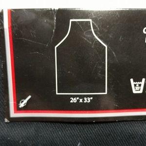 ritz Accessories - BBQ apron NWT